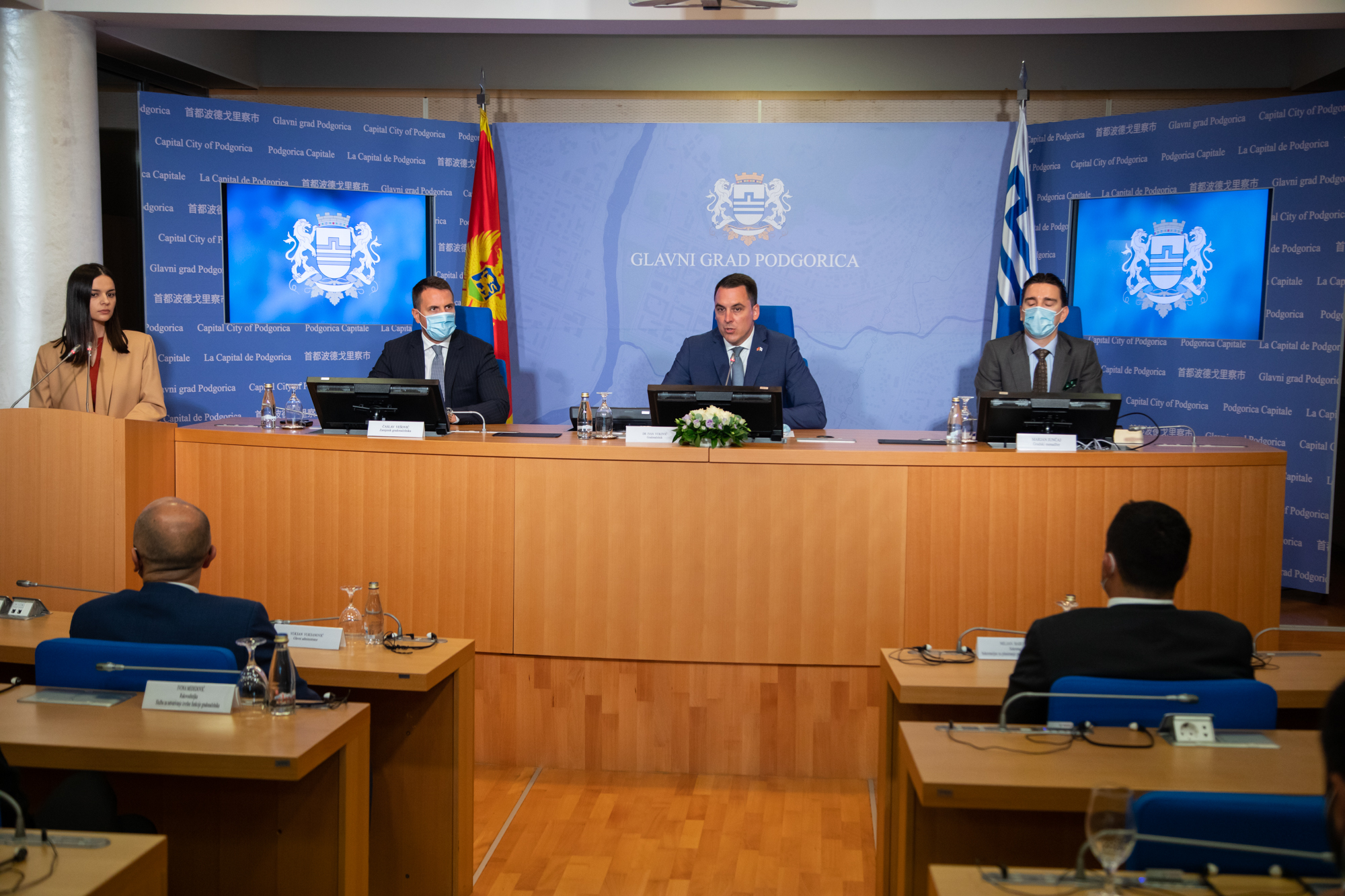 IN BUSINESS ZONES NEAR 2800 NEW JOBS; INVESTMENTS WORTH 310 MILLION EUROS